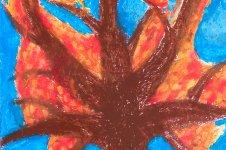 Aranyos rajzok: Mongyi András - Madarak őszi fán