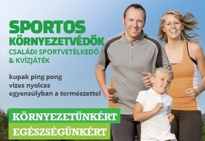 Sportos Környezetvédők